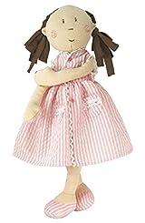 Mattie Cute Pink Ragdoll in pink Summer Dress - 13 inches