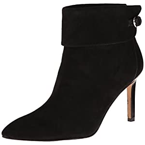 Nine West Women's Eggmeon Suede Boot