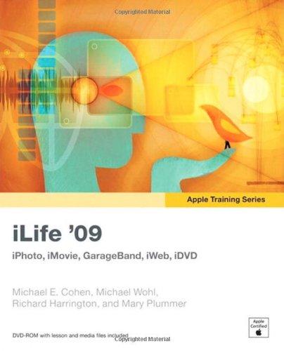 Apple Training Series: iLife (iLife '09 Edition)