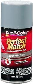 Dupli-Color BPR0031 Gray Exact-Match Scratch Filler Primer - 8 oz. Aerosol