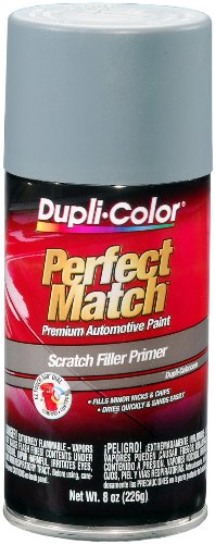 Dupli-Color BPR0031 Gray Exact-Match Scratch Filler Primer - 8 oz. Aerosol (2008 Toyota Yaris Paint compare prices)