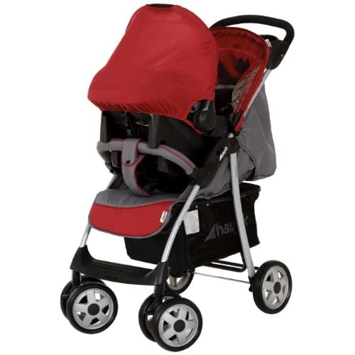 hauck Shopper Shop'n Drive Travel System (Smoke Tango)