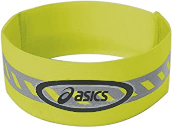 ASICS Utility Stretch Reflective Band, GREY, ALL