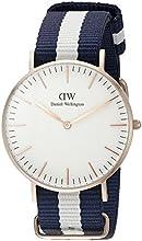 Comprar Daniel Wellington 0503DW - Reloj analógico, para mujer, multicolor
