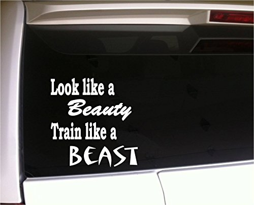 Look Like a Beauty Train Like a Beast 6
