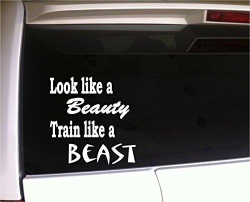 Look Like a Beauty Train Like a Beast 6