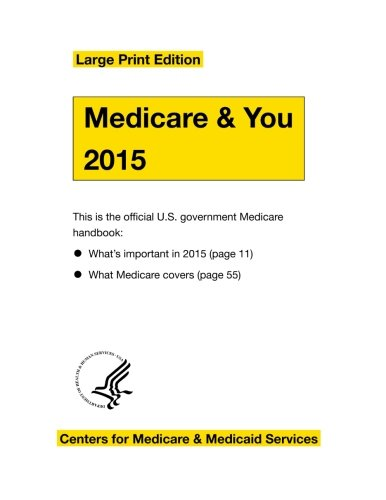 Medicare & You 2015 (Large Print)