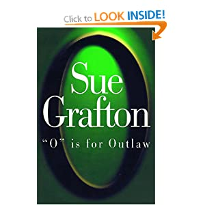 'O' is for Outlaw - Sue Grafton