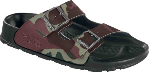 Birki'S Toddler/Little Kid Haiti Open Back Sandal,Camouflage,32 N Eu (Us Little Kid 1-1.5 N) front-1060588