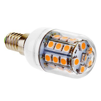 E14 4W 320-360Lm 6000-6400K Natural White Light Led Candle Bulb (110-240V)