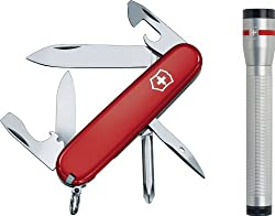 Victorinox 59828 12-Function Tinker Multi-Tool with LED Flashlight