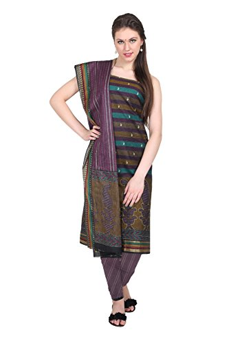 Aryahi Women's Cotton Dress Material (70426_Multi ...