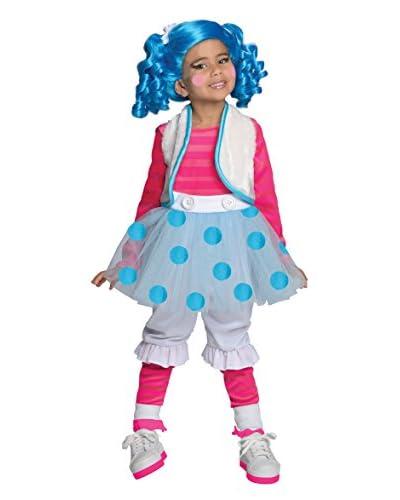 Rubies Kid's Lalaloopsy Deluxe Mittens Fluff-N-Stuff Costume