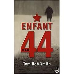 Enfant 44 - Tom Rob Smith