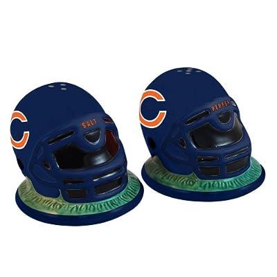 NFL Chicago Bears Helmet Salt and Pepper Shakers