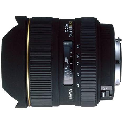Sigma Objectif 12-24 mm F4,5-5,6 EX DG ASPH HSM - Monture Nikon