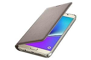 AE (TM) Samsung Galaxy J2 Case Wallet Cover Folio, Flip cover for samsung galaxy j2 (2015)- Gold