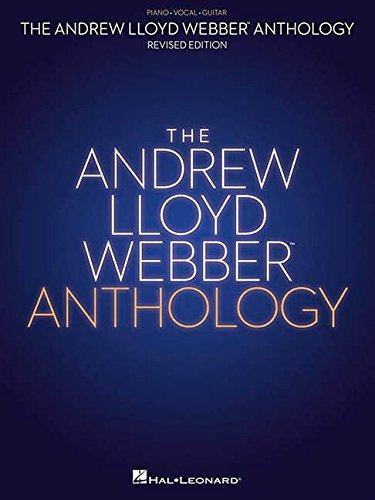 The Andrew Lloyd Webber Anthology (Andrew Lloyd Webber Sheet Music compare prices)