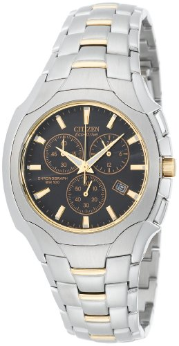 Citizen Eco Drive Chronograph Mens Watch AT0884-59E