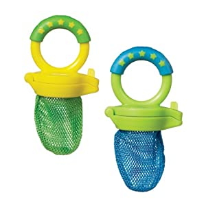 Munchkin 2 Pack Fresh Food Feeder, Colors May Vary
