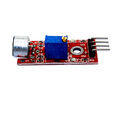 Zitrades High Sensibility Microphone Sensor Module Fit For Ky-037 Arduino With 2 Output By Zitrades