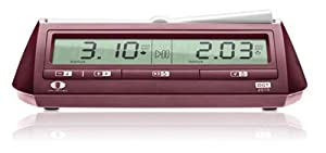 The DGT 2010 Digital Chess Clock Timer