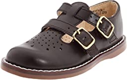 FootMates Danielle 2 Mary Jane (Toddler/Little Kid),Brown Smooth,9 M US Toddler