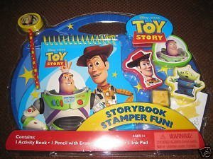 Toy Story Storybook Stamper Fun