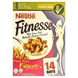 Nestle Fitnesse The Low Fat Whole Grain Cereal - Find You Figure In 14 Days 180g