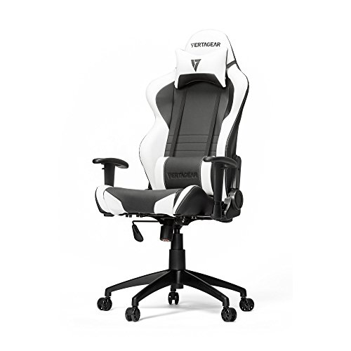 Vertagear Racing Series S-Line SL2000 Gaming Chair White and Black