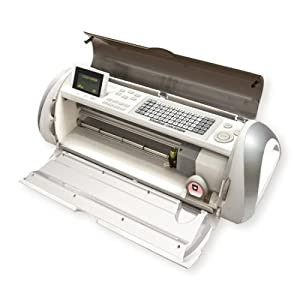 Cricut Expression 290611 with Potpourri Cartridge and Accessories