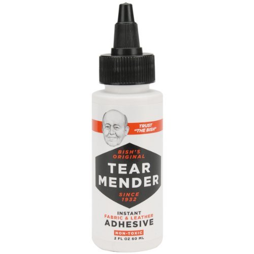 Tear Mender Instant Fabric and Leather Adhesive, 2 Ounces