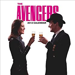 The Avengers Calendar 2012
