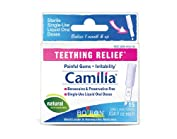 Camilia: Baby Teething