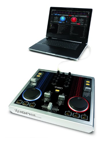 ION Audio iCUE MP3 Computer Music Mixing Station with Software (Computer Mixing Software compare prices)