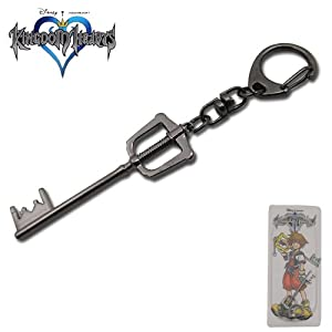 Kingdom Hearts Ii Sora Keyblade Key Ring Chain Cosplay Cute Gift Fast Shipping Ship Worldwide From Hengheng Shop