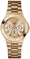 GUESS U13624L1 Active Shine Watch  Rose Gold