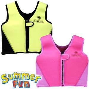 YELLOW Childrens Swimming swim Jacket - Float - Bouyancy aid 3-6 years Swim Trainer