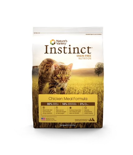 Instinct Dry Cat Food Amazon