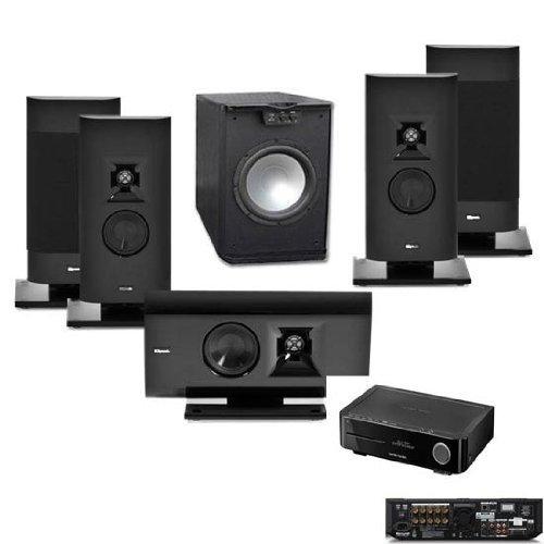 Klipsch Gallery G-12 5.1-Pa-120 650 Watt Sub-Harman Kardon Bds 5.1 Avrec Blu Ray