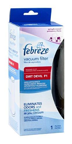 Febreze Vacuum Filter Dirt Devil F1 front-380673