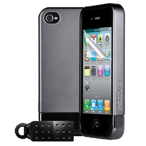 Jawbone Icon Hero Bluetooth Bundle With Incase Cover And Screen Protector For Apple Iphone 4