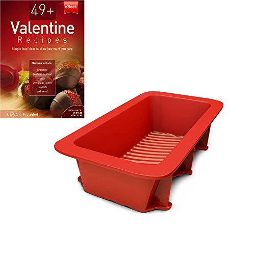 Silicone Bread Loaf Pan Set