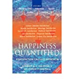 img - for [(Happiness Quantified: A Satisfaction Calculus Approach )] [Author: Bernard M.S. van Praag] [Mar-2008] book / textbook / text book