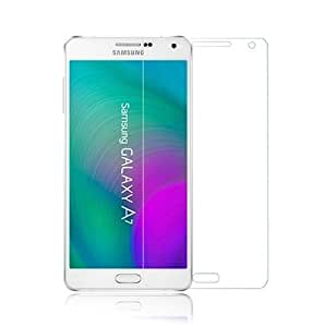 High Quality Tempered Screen Protector For Samsung Galaxy A7 Buy 1 Get 1 Free