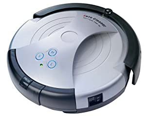 iTouchless Robotic Intelligent Vacuum Cleaner