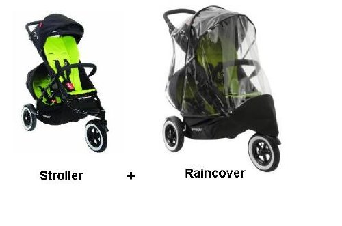 Phil & Teds Travel System front-134294