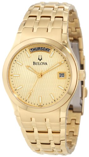 Bulova Men's 97C48 Bracelet Watch