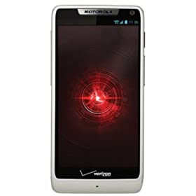 Motorola DROID RAZR M, White 8GB (Verizon Wireless)