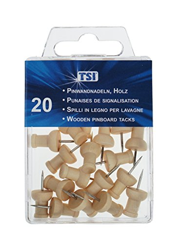 eti-pared-agujas-paquete-de-20-madera-real